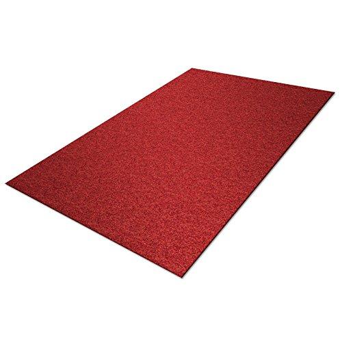 Schmutzfangmatte Karat in XXL Größen | Baumwolle | nimmt Feuchtigkeit und Schmutz zuverlässig auf...
