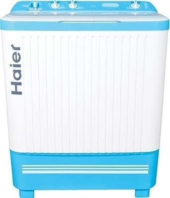 Haier XPB 72-714D Semi-automatic Top-loading Washing Machine (7.2 Kg, Blue)