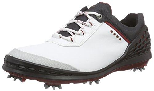 ecco-mens-golf-cage-zapatos-de-golf-para-hombre-color-blanco-negro-talla-46