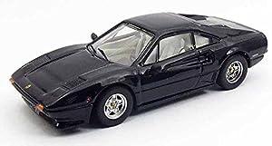 BONUS ET SALVUS TIBI (BEST) Ferrari 208Turbo 1982Black 1/43