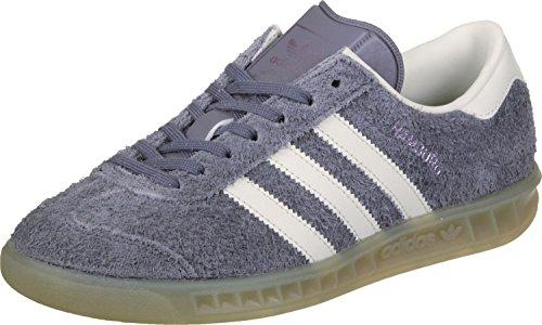 adidas Hamburg W Grey White Gum Violet