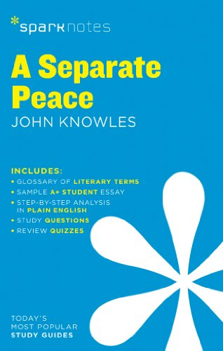 A Separate Peace (Sparknotes Literature Guide Se)