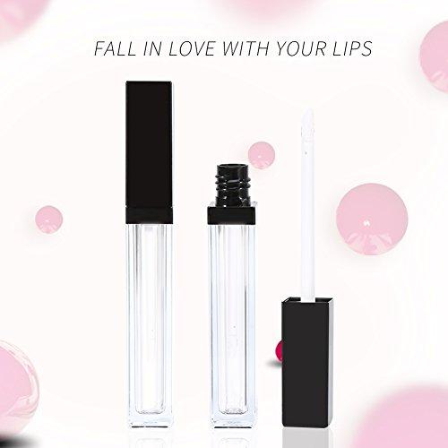 5 pcs/10 pcs/20 pcs Nouveau En Plastique 5 ml Vide Lipgloss Bouteille Tube Cils De Croissance Huile Conteneur(1)
