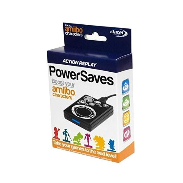 Amiibo Action Replay Powersaves (Nintendo Wii U/3DS) 41IlWB4RZ4L