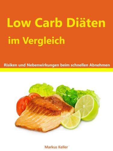 Low Carb Diäten im Vergleich – Risiken und Nebenwirkungen beim schnellen abnehmen