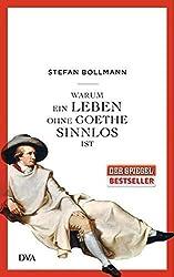 Warum ein Leben ohne Goethe sinnlos ist by Stefan Bollmann (2016-05-09)