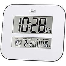 Trevi OM 3520 D Reloj de Pared, Blanco, ...