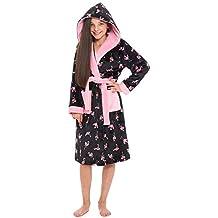 Amazon Fr Robe De Chambre Polaire Fille 12 Ans