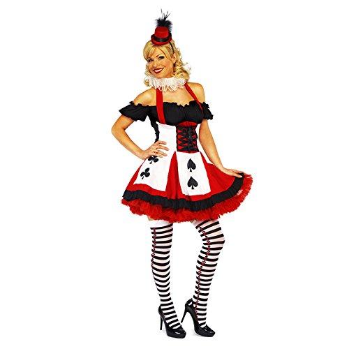 adam & eesa Damen-Kostüm, Halloween, Sexy Krankenschwester, Polizei, Army Kleid