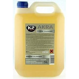 AGROHIT K2 Akra Motorpflege Motorreiniger Nanotech Motor Reiniger Motorwäsche 5 Liter