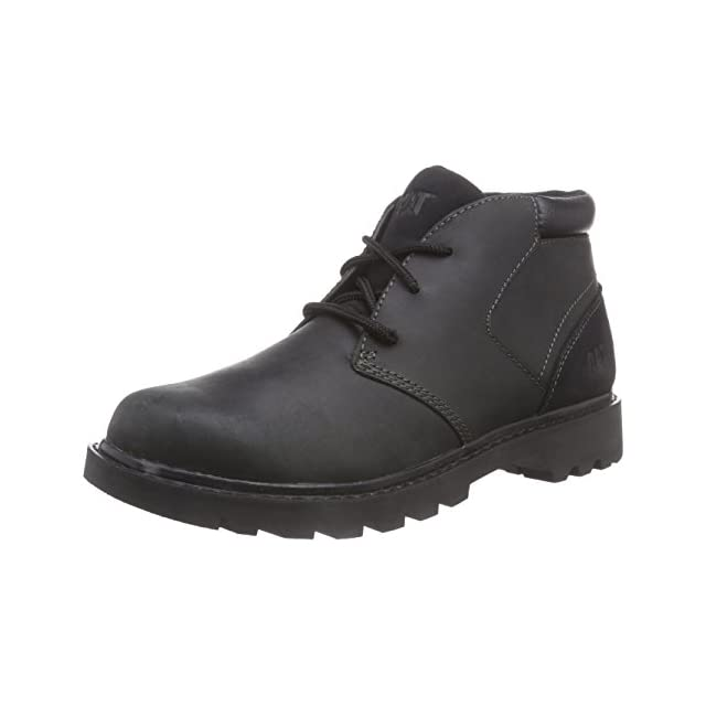 Caterpillar Colfax Mid, Sneakers Hautes Homme - Noir (Black), 40