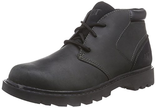 Cat Stout, Men Chukka Boots, Black (Black), 10 UK (44 EU)
