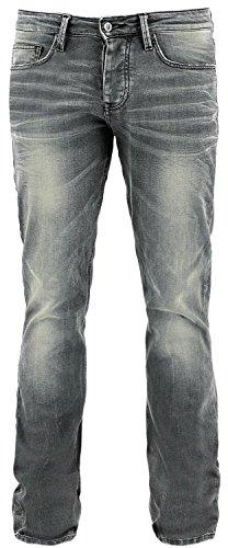 Black Premium by EMP Johnny (Boot-Cut) Jeans grigio W29L32