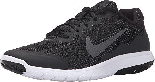 Nike Men's Shox NZ Running Shoe Black/grey/white - 11.5 B(M) US (Shox Womens Shoes)