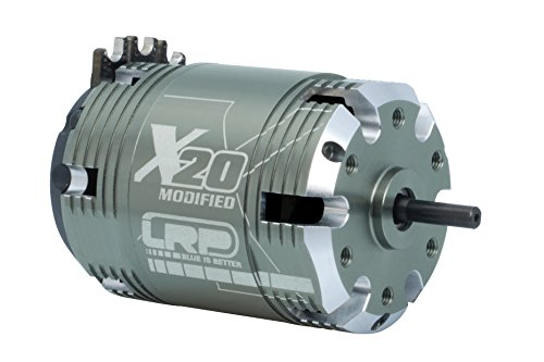 LRP Electronic 50694 - Vector X20 BL Modified, 4.5T