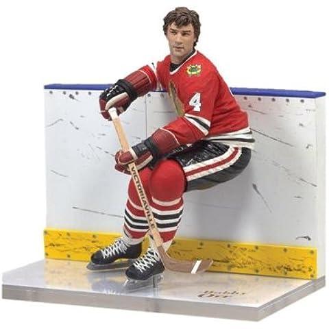 McFarlane NHL–: Leyendas serie 5–Bobby Orr de la Chicago Blackhawks