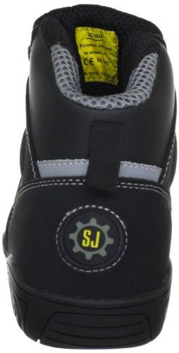 Safety Jogger Senna Unisex-Erwachsene Sicherheitsschuhe Schwarz (BLK)