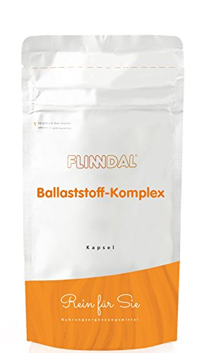 Flinndal Ballaststoff Komplex – Für Den Darm Und Den Stuhlgang – 90 Kapseln