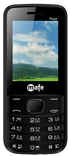 Mafe raga BarPhone Black color image