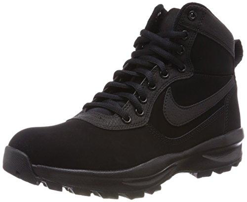 Nike Herren Manoadome Hohe Sneaker, Schwarz (Black/Black/Black), 45 EU Wanderschuh Herren Nike