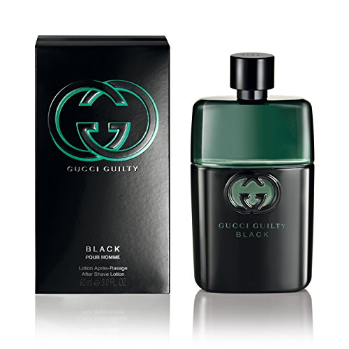 Gucci Aftershave Lotion 90 ml, 1er Pack (1 X 90 ml) (Leder Gucci Herren)