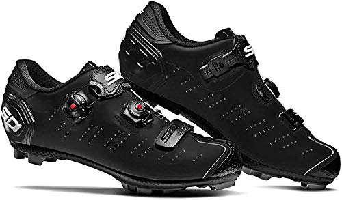 Sidi MTB Dragon 5 SRS Shoes Herren matt Black Schuhgröße EU 43 2020 Schuhe