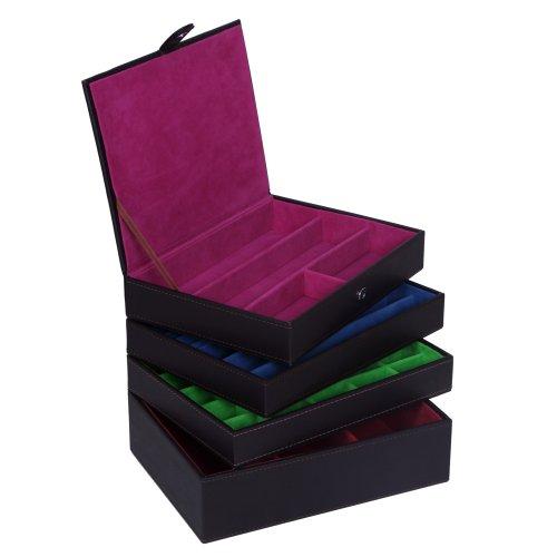 Songmics-JBC124C-Caja-Joyero-25-x-18-x-20-cm