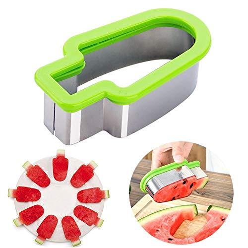 schneider, kreative EIS am Stiel Formen Obst Cutter, EIS am Stiel geformte Küche DIY Mold Tools ()