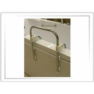 Badewannen Einstiegshilfe für alle Standard-Wannen geeignet, verstellbar