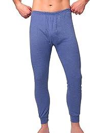 MT® THERMO LIGHT Herren Thermo Unterwäsche Hose lang - Warm, weich und atmungsaktiv durch Klimafaser! - Größen M-3XL wählbar - Qualität von celodoro