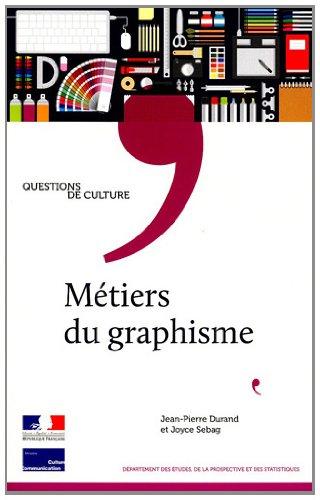 Métiers du graphisme par Jean-Pierre Durand
