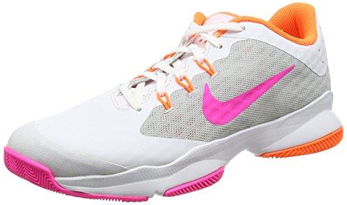 Nike Damen Wmns Air Zoom Ultra Tennisschuhe,Weiß (Verde (volt/white)),38.5 EU (5 UK)