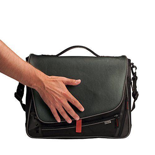 oxmox Touch-It Bag L Rosa Grigio (Dunkelgrau (kalt), Hellgrau (warm))