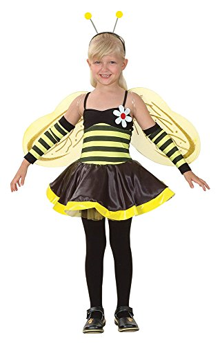 Bumble Bee Large Kids Animal Fancy Dress (Kostüme Flügel Bee Bumble)