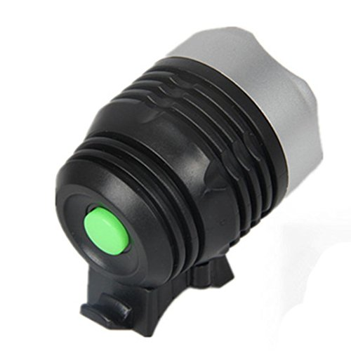 Preisvergleich Produktbild sunshineBoby 3000 Lumen XML Q5 Schnittstelle LED Fahrrad Licht Scheinwerfer Scheinwerfer 3Mode--Fahrradlicht LED Set Silikon Leuchte Fahrradlampe mini LED Silikon-Leuchten Set inkl. Batterien Kinderwagen-Beleuchtung Wasserfeste Sicherheitsleuchten Tretroller-Licht Kinder Laufrad Lampen (Schwarz)