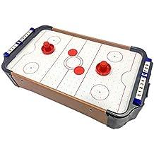 Popsugar Mini Arcade Air Hockey Table - A Toy