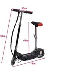 Trottinette électrique 12 km/heure puissance 120 watts
