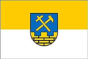 U24 Flagge Fahne Niesky 90 x 150 cm