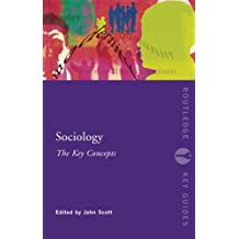 Sociology,Key Concepts (Routledge Key Guides)