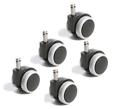 Topstar Design-Hartbodenrollen/6990-3 schwarz/grau Inh.5