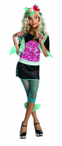 Rubie's Kostüm Lagoona Blau Monster High (Costume De Halloween Monster High)