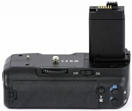 Canon 450D - 500D - 1000D Impugnatura - Grip d'alimentazione