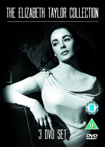 The Elizabeth Taylor Collection [3 DVDs]