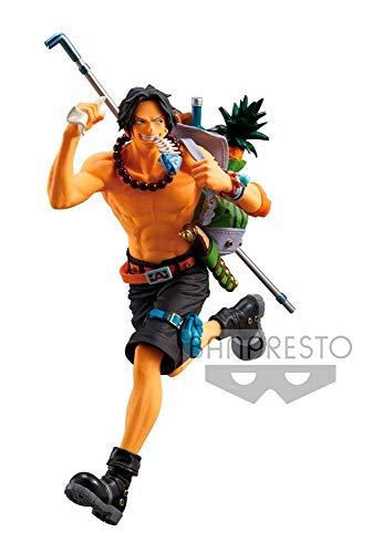 Banpresto One Piece Estatua Portgas D. Ace, (BANP82976)