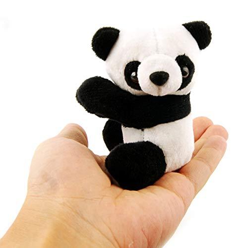 21sandwhick Plüschpuppe Für Kinder, Stofftiere, 4 Zoll Niedlichen Plüsch Hinweis Clip Stand Memo Foto Halter Stand Lesezeichen Spielzeug -