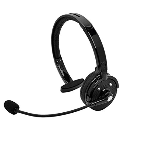 MagiDeal BH-M10B Mono Wireless Bluetooth Headset mit Mikrofon für PC Phone Ps3 Tools (Bluetooth Headset Voice-dial)