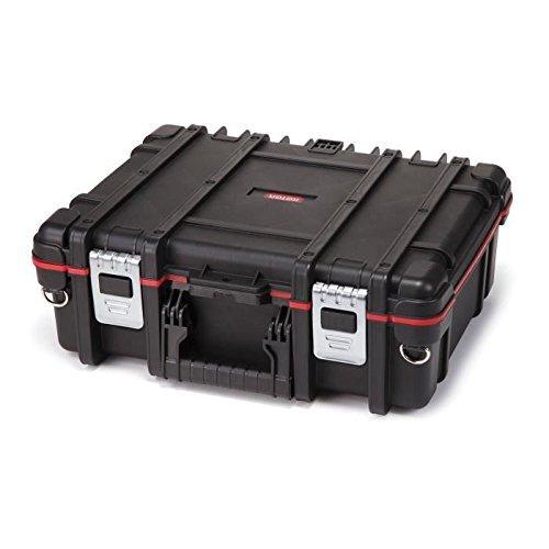 Cassetta Valigetta Porta Attrezzi Technican Box Di Keter Colore: Nero