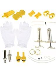 Kit de Purgas de Frenos para AVID Formula Hayes - Bleed Kit Herramienta para Frenos de Disco Hidráulicos
