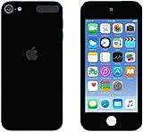 GADGETS WRAP Apple iPod 6th Generation Black Matte Skin