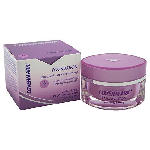 Covermark Fondotinta Vasetto, Colore 8 - 15 ml